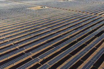 Energia Solar a segunda maior fonte de energia em poucos anos. O crescimento é impressionante e irá crescer aproximadamente 50 vezes até em 2050